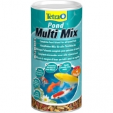 Корм Tetra Pond Multi Mix 1000 ml