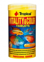 Корм Tropical Vitality Color 600ml/110g